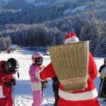 Le Père-Noël aux Paccots