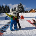 La mascotte snowli